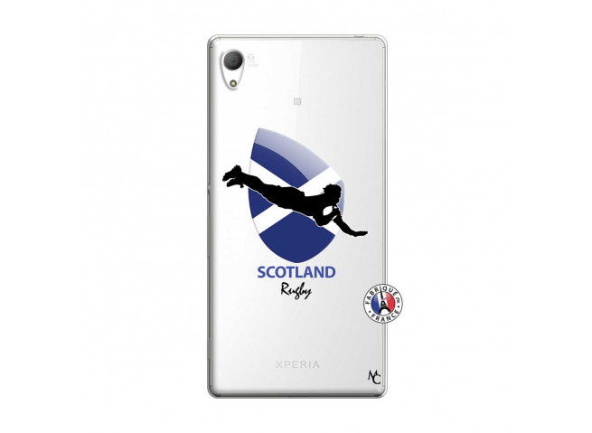Coque Sony Xperia Z3 Coupe du Monde Rugby-Scotland