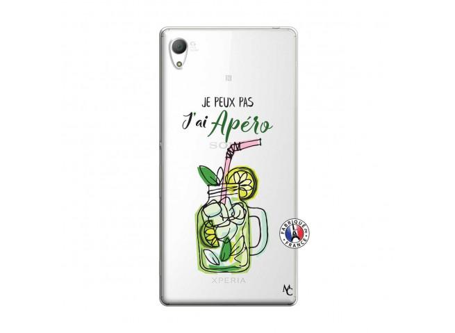 Coque Sony Xperia Z3 Je peux pas J'ai Apéro