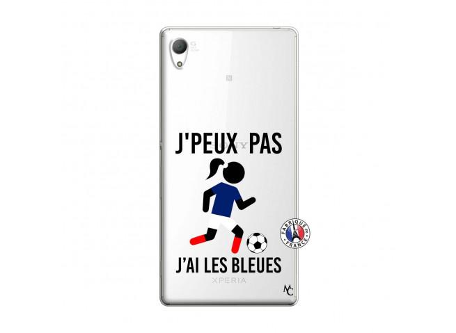 Coque Sony Xperia Z3 Je Peux Pas J Ai Les Bleues