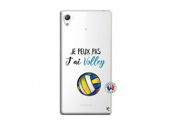 Coque Sony Xperia Z3 Je Peux Pas J Ai Volley