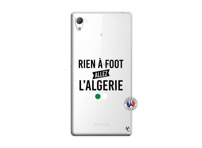 Coque Sony Xperia Z3 Rien A Foot Allez L Algerie