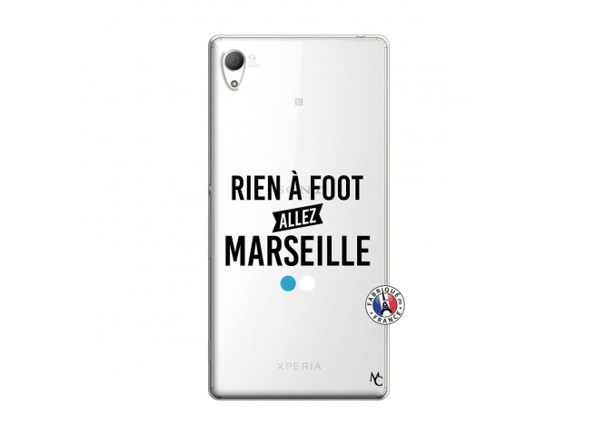 Coque Sony Xperia Z3 Rien A Foot Allez Marseille