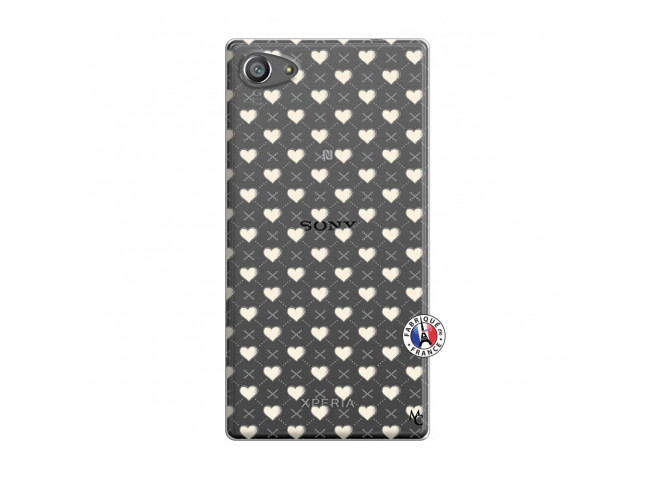 Coque Sony Xperia Z5 Compact Little Hearts