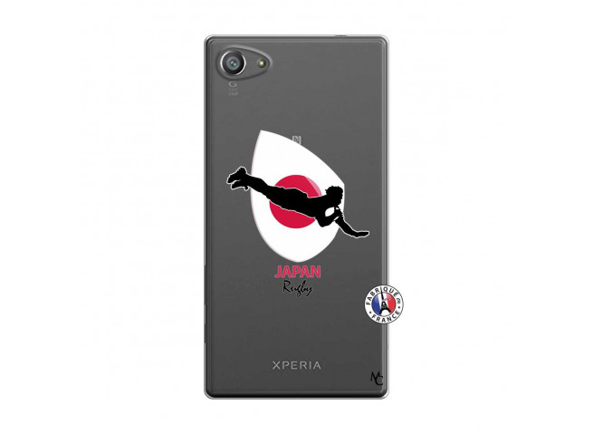 Coque Sony Xperia Z5 Compact Coupe du Monde Rugby-Japan