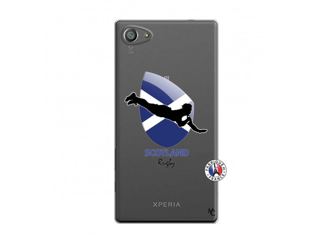 Coque Sony Xperia Z5 Compact Coupe du Monde Rugby-Scotland