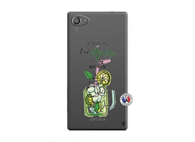 Coque Sony Xperia Z5 Compact Je peux pas J'ai Apéro
