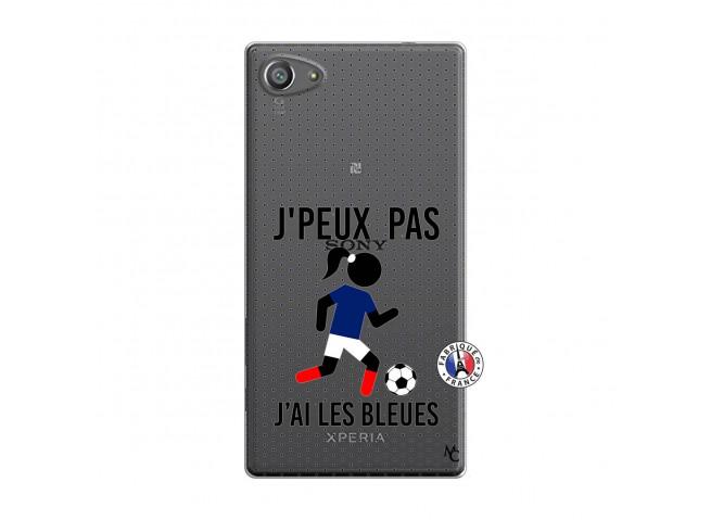Coque Sony Xperia Z5 Compact Je Peux Pas J Ai Les Bleues Maillot