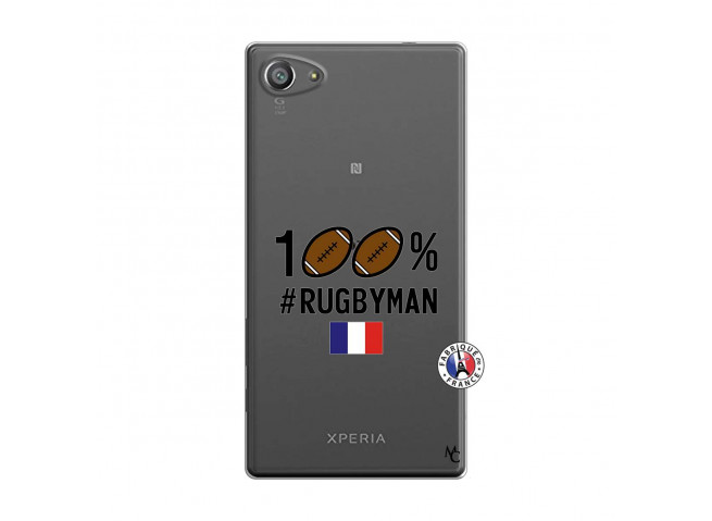 Coque Sony Xperia Z5 Compact 100% Rugbyman
