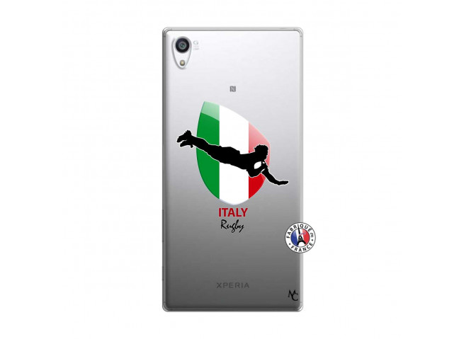 Coque Sony Xperia Z5 Premium Coupe du Monde Rugby-Italy