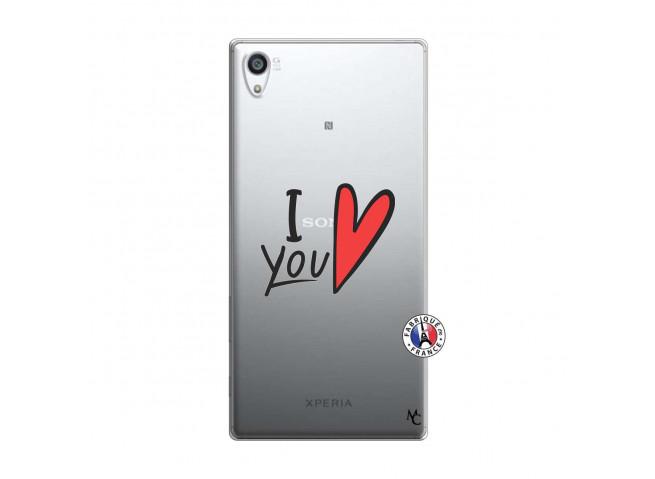 Coque Sony Xperia Z5 Premium I Love You