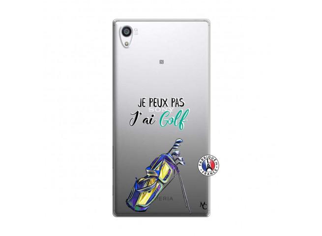 Coque Sony Xperia Z5 Premium Je Peux Pas J Ai Golf