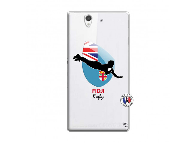 Coque Sony Xperia Z Coupe du Monde Rugby Fidji