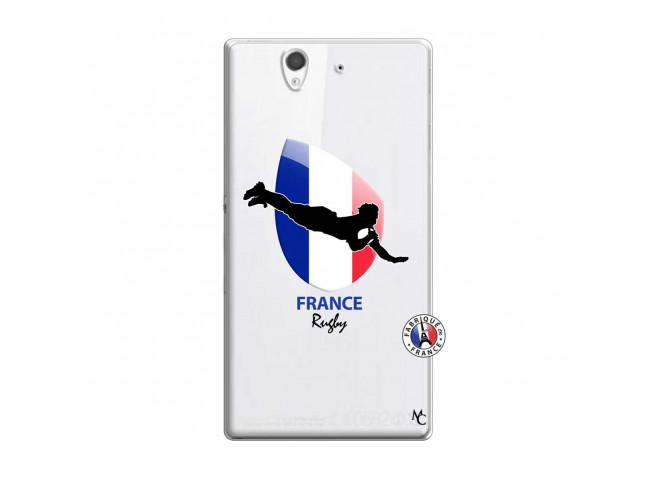 Coque Sony Xperia Z Coupe du Monde de Rugby-France