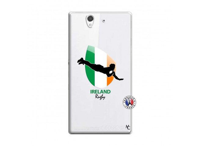 Coque Sony Xperia Z Coupe du Monde Rugby-Ireland