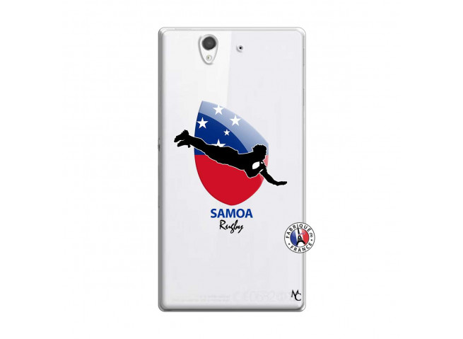 Coque Sony Xperia Z Coupe du Monde Rugby-Samoa