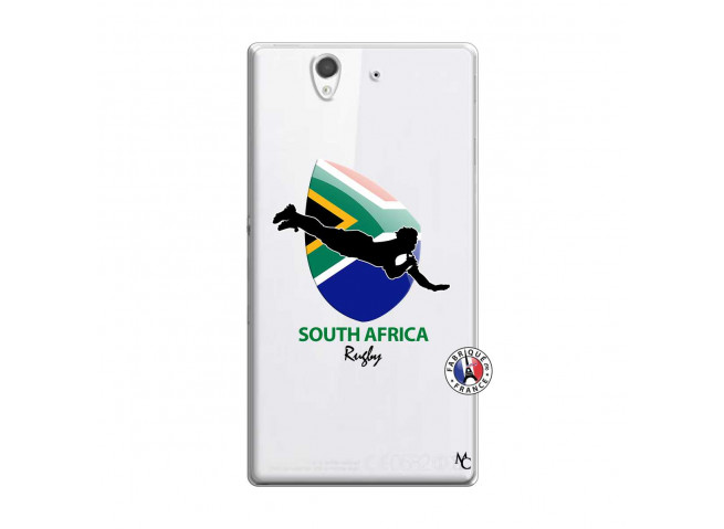 Coque Sony Xperia Z Coupe du Monde Rugby-South Africa