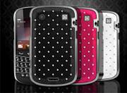 Coque BlackBerry Bold 9900/9930 -  Luxury Leather