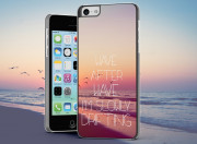 Coque iPhone 5C Wave