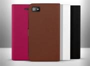 Etui Blackberry Z10 Fino Collection by Viva Creation