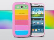 Coque Samsung Galaxy S3 Rainbow