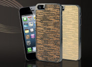 Coque iPhone 5/5S Steel Lines Black Edition