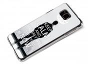 Coque Samsung Galaxy Alpha  50 Shades of Grey