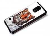 Coque Samsung Galaxy S5 Smart Zoo- Tigre