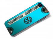 Coque iPhone 5/5S Combi-Turquoise