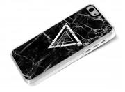 Coque iPhone 5C Black Marble