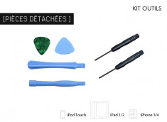 Kit outils iphone/iPod Touch/iPad