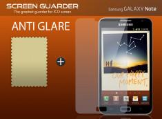 Film Protecteur Samsung Galaxy Note 1 Anti-Reflet