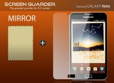 Film Protecteur Samsung Galaxy Note 1 Miroir
