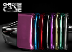 "Coque iPod Touch 2-3 ""Chrome Case"""
