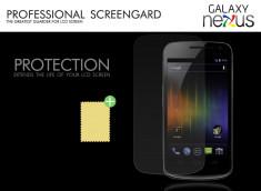 Film protecteur Samsung Galaxy Nexus (i9250)