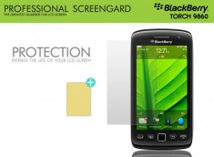Film Protecteur Blackberry Torch 9850/9860
