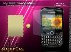 KIT avec 1 film protecteur effet Miroir + 1 chiffon Blackberry Curve 8520