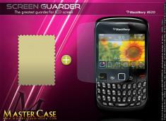 KIT avec 1 film protecteur + 1 chiffon Blackberry Curve 8520