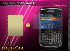 KIT avec 1 film protecteur + 1 chiffon Blackberry Bold 9700