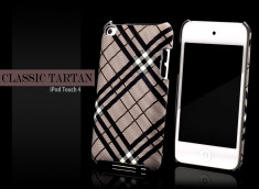Coque iPod Touch 4 Classic Tartan