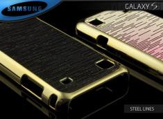 Coque Samsung Galaxy S i9000 Steel Lines