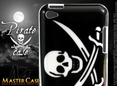 "Coque iPod Touch 4 ""Pirate Case"""