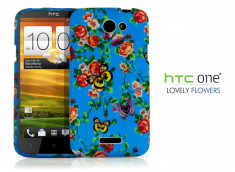 Coque HTC One X Lovely Flowers