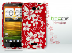 Coque HTC One X  Hawaiian