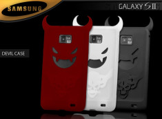Coque Samsung Galaxy S2 diable
