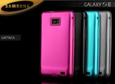 Coque Samsung Galaxy S2 i9100 Gattaca