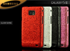 Coque Galaxy S2 i9100 Glam Shine