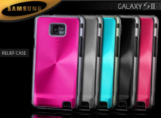 Coque Galaxy S2 i9100 Relief Case