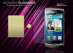 Film Protecteur Samsung Wave 2 (S8530)