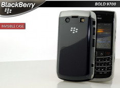 Coque BlackBerry Bold 9700 Invisible Case