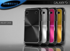 Coque Samsung Galaxy S i9000 Relief Case